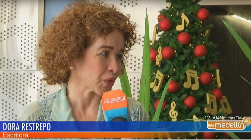 'Conversaciones informales' el nuevo libro de Dora Restrepo – Telemedellín